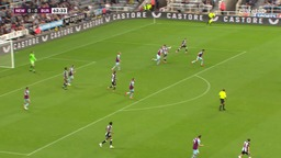 REPLAY | Newcastle v Burnley 2021/22 - Carabao Cup