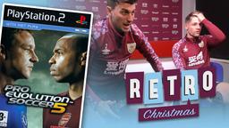 RETRO CHRISTMAS | LOWTON & TARKOWSKI PLAY PES 5