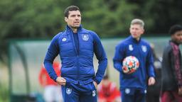ACADEMY   New U23s Boss Jackson On Burnley's Youth