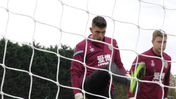 TRAINING | Clarets Prepare To Welcome Blues