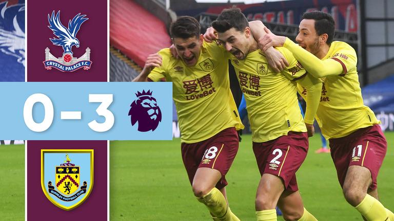 INCREDIBLE LOWTON GOAL | HIGHLIGHTS | Crystal Palace v Burnley