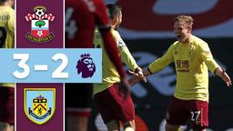HIGHLIGHTS   Southampton v Burnley 2020/21