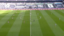 REPLAY | Tottenham v Burnley 2020/21 - 1st Half