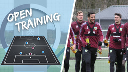 TRAINING | Clarets' Latest Session On The Grass