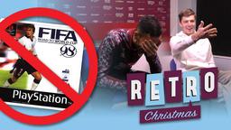 NOT FIFA 98 | RETRO CHRISTMAS | Dwight McNeil v Nick Pope