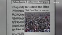 Rhapsody in Claret and Blue | 1882-2009