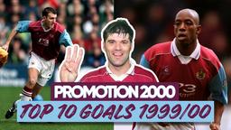PROMOTION 2000 | TOP 10 GOALS 1999/00