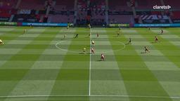REPLAY | Southampton v Burnley 2020/21 - 1st Half