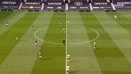 REPLAY | Man United v Burnley 2020/21 - 1st Half