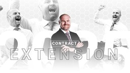 INTERVIEW   Sean Dyche Signs New Contract
