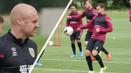 TRAINING | Clarets Focus On Wolves