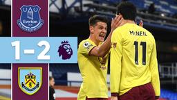 HIGHLIGHTS | Everton v Burnley 2020/21