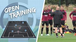 TRAINING | Lads Prepare For Season Finale