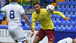 BARNES AND MCNEIL SEAL WIN | HIGHLIGHTS | Tranmere v Burnley