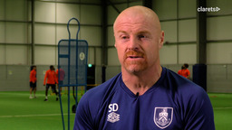 INTERVIEW   Sean Dyche On Summer Signings