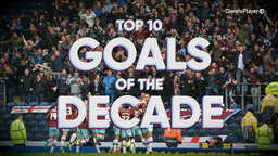 TOP 10 | Goals of the Decade