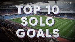 TOP 10 | Sensational Solo Goals
