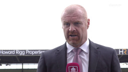 REACTION | Dyche On Defeat To Leeds