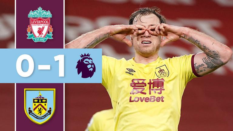 HIGHLIGHTS | Liverpool v Burnley
