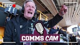 COMMS CAM EXTRA | Wolves v Burnley 2020/21
