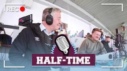 HALF-TIME | With Sam Aston