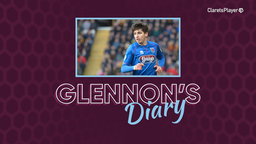 GLENNON'S DIARY | Life In Lockdown For Young Claret