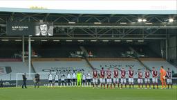 REPLAY | Fulham v Burnley 2020/21 - 1st Half