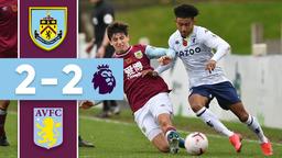 THE GOALS   Burnley U23s v Aston Villa U23s